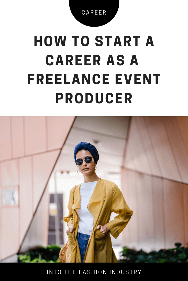 Freelance Event Producer Pinterest Pin 1