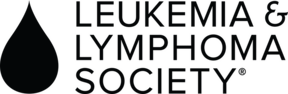 Leukemia & Lymphoma Society Logo in black font